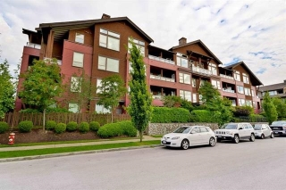 Main Photo: 208 240 SALTER Street in New Westminster: Queensborough Condo for sale : MLS(r) # R2146980