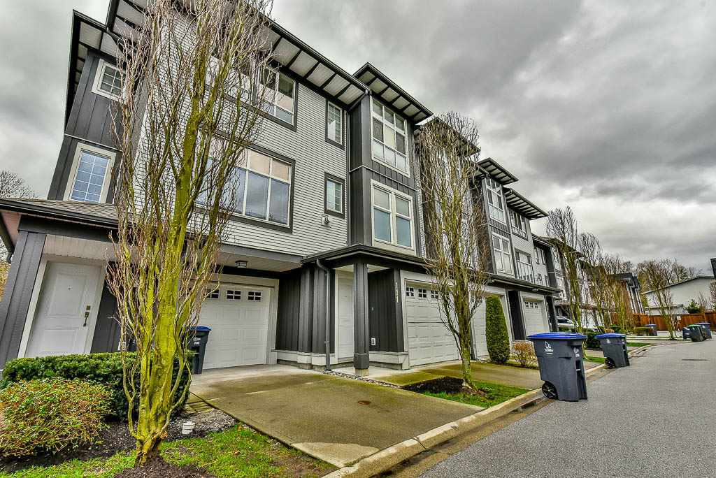 "Main Photo: 110 18777 68A Avenue in Surrey: Clayton Townhouse for sale in ""Compass"" (Cloverdale)  : MLS(r) # R2148889"