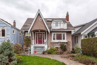 Main Photo: 4405 W 9TH Avenue in Vancouver: Point Grey House for sale (Vancouver West)  : MLS(r) # R2155710
