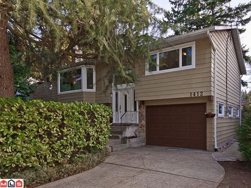 Main Photo: 1412 128A Street in South Surrey White Rock: Home for sale : MLS® # F1205215