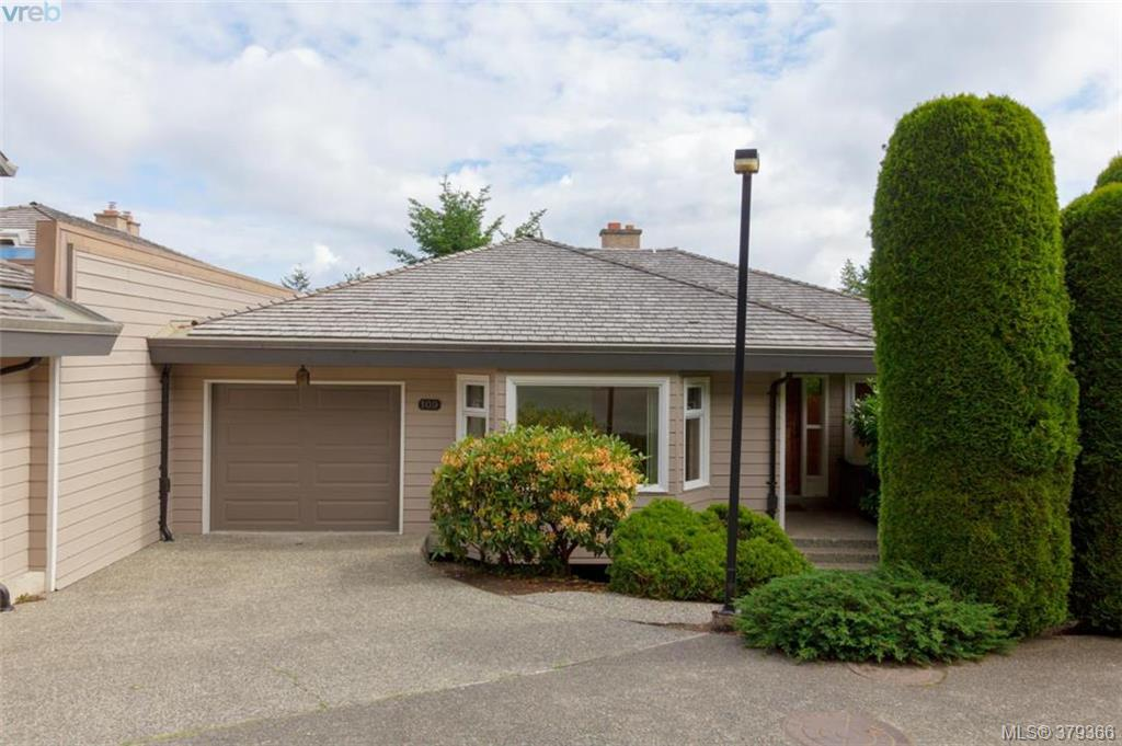 Main Photo: 109 2829 Arbutus Road in VICTORIA: SE Ten Mile Point Townhouse for sale (Saanich East)  : MLS®# 379366