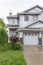 Main Photo: 1643 MELROSE Place in Edmonton: Zone 55 House Half Duplex for sale : MLS(r) # E4069295