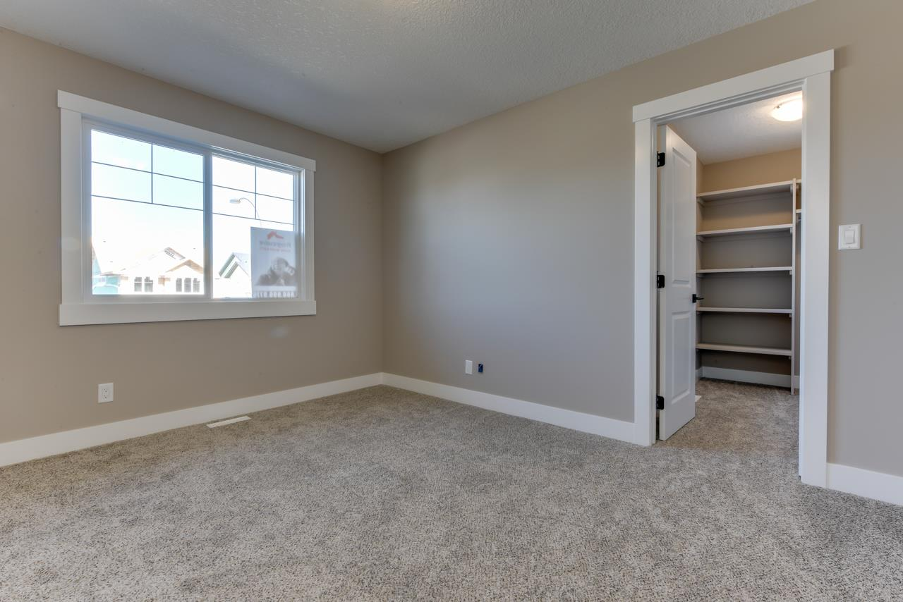 Bedroom #2 with walk-in closet