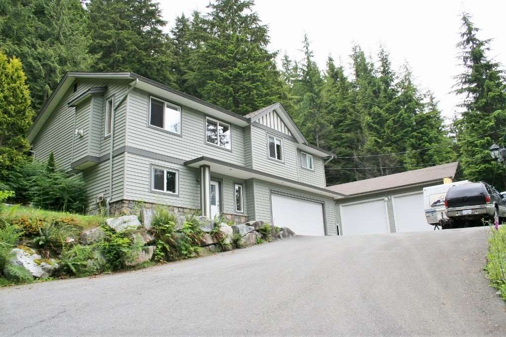 Main Photo: 12461 AINSWORTH Street in Mission: Stave Falls House for sale : MLS(r) # R2180890