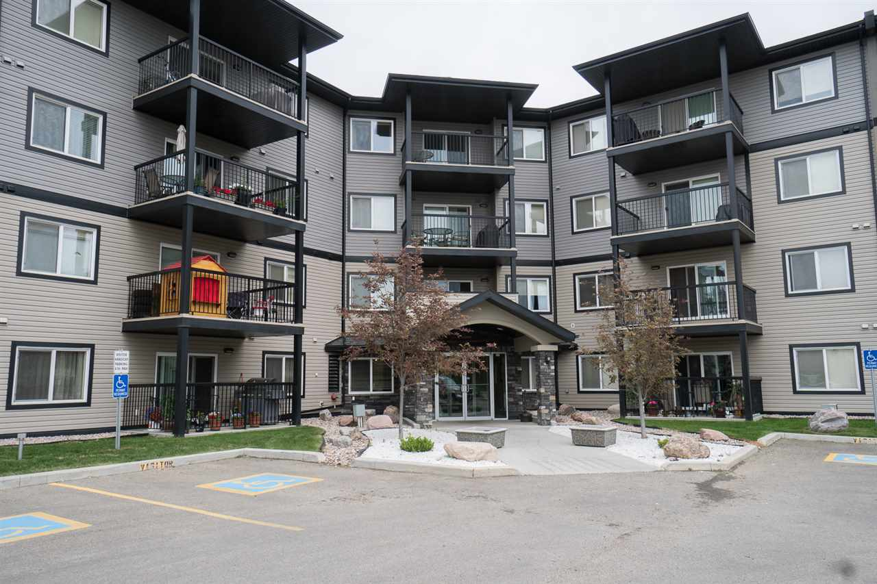Main Photo: 406 5951 165 Avenue in Edmonton: Zone 03 Condo for sale : MLS® # E4072847