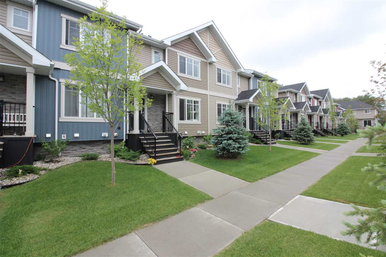 Main Photo: 82 9535 217 Street in Edmonton: Zone 58 Townhouse for sale : MLS® # E4078890