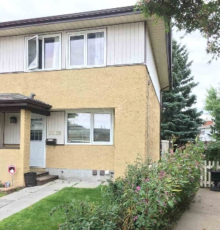 Main Photo: 3239 139 Avenue in Edmonton: Zone 35 Townhouse for sale : MLS® # E4081695
