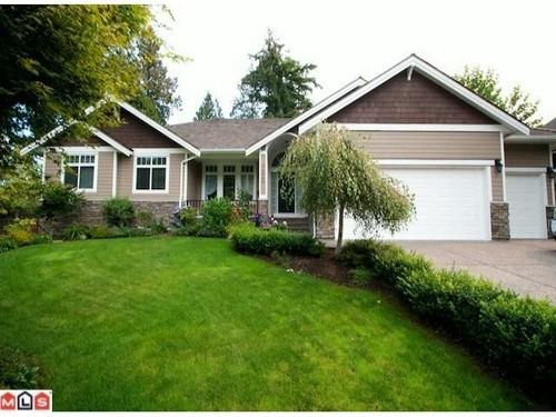 Main Photo: 3390 144TH Street in South Surrey White Rock: Home for sale : MLS®# F1222853