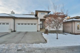 Main Photo: 45 1251 RUTHERFORD Road in Edmonton: Zone 55 House Half Duplex for sale : MLS® # E4085627