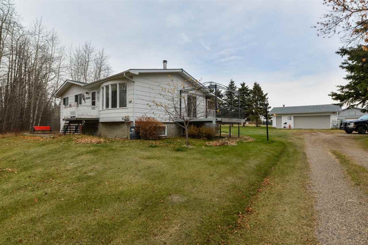 Main Photo: 4 52215 RGE RD 270 Road: Rural Parkland County House for sale : MLS® # E4087112