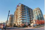 "Main Photo: 505 172 VICTORY SHIP Way in North Vancouver: Lower Lonsdale Condo for sale in ""Atrium at the Pier"" : MLS® # R2223021"