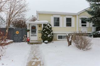 Main Photo: 4215 36 Avenue in Edmonton: Zone 29 House Half Duplex for sale : MLS® # E4088794