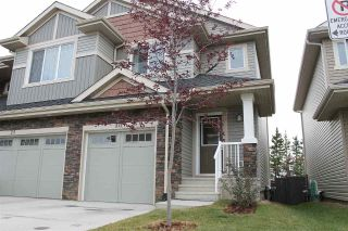 Main Photo:  in Edmonton: Zone 59 Townhouse for sale : MLS® # E4094443