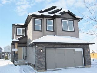 Main Photo: 1712 162 St. in Edmonton: Zone 56 House for sale : MLS® # E4096925