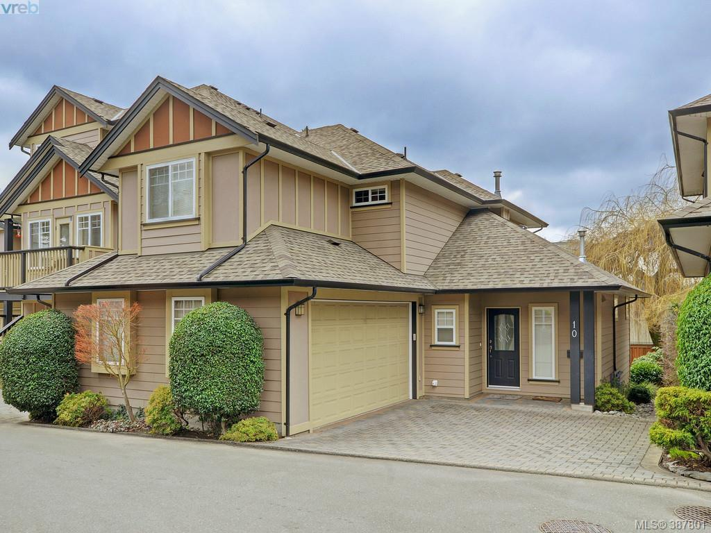 Main Photo: 10 15 Helmcken Road in VICTORIA: VR Hospital Townhouse for sale (View Royal)  : MLS®# 387801