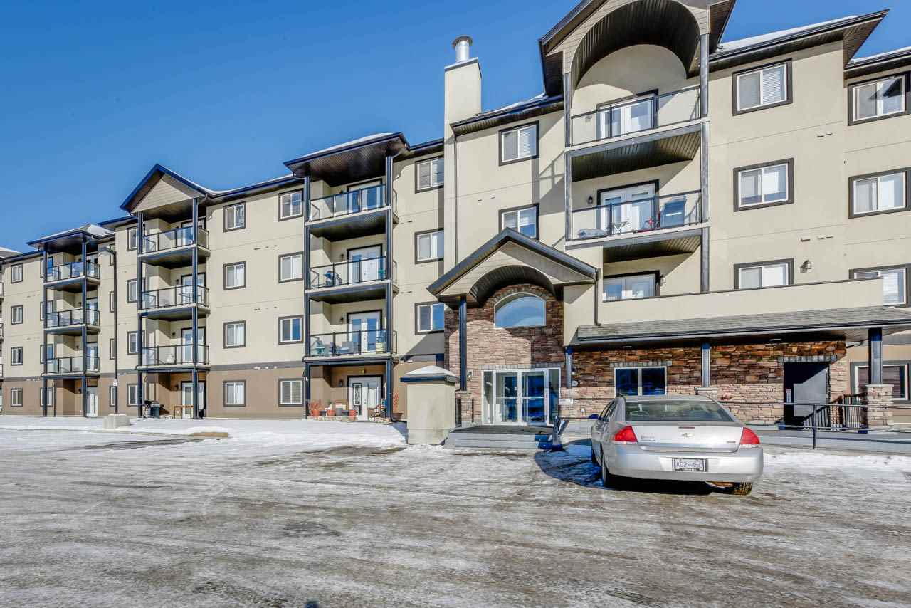Main Photo: 430 300 SPRUCE RIDGE Road: Spruce Grove Condo for sale : MLS® # E4097579