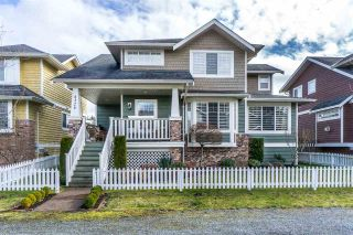 "Main Photo: 4326 PIONEER Court in Abbotsford: Abbotsford East House for sale in ""Clayburn Village"" : MLS®# R2243678"