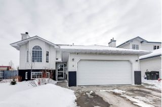 Main Photo: 2 Calico Drive: Sherwood Park House for sale : MLS® # E4100106