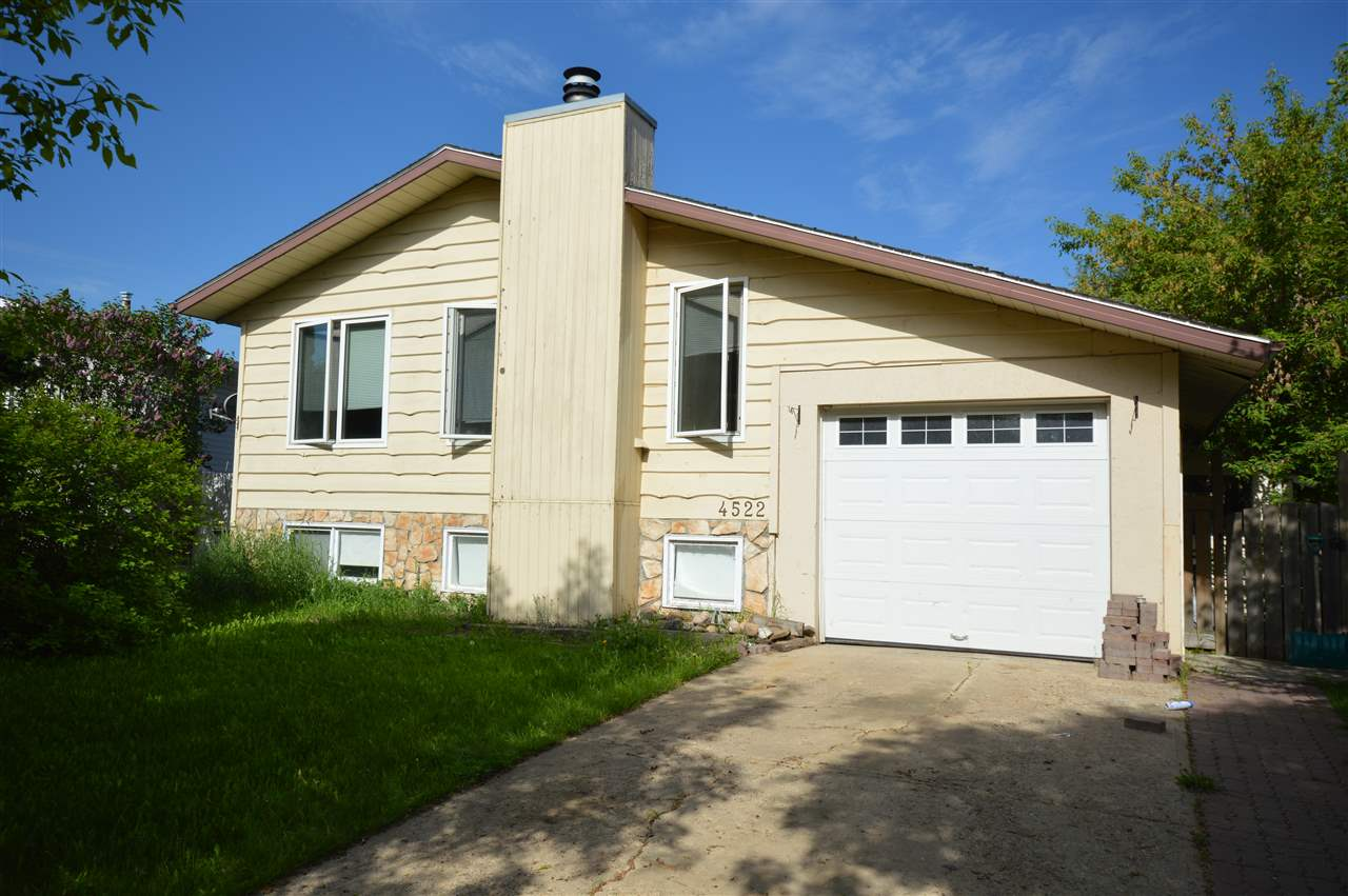 Main Photo: 4522 41A Street in Bonnyville Town: Bonnyville House for sale : MLS®# E4102257