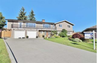 "Main Photo: 8430 SPENSER Place in Surrey: Bear Creek Green Timbers House for sale in ""GREEN TIMBERS"" : MLS®# R2271165"