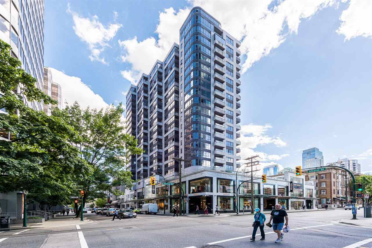Main Photo: 1602 1060 ALBERNI Street in Vancouver: West End VW Condo for sale (Vancouver West)  : MLS®# R2285947