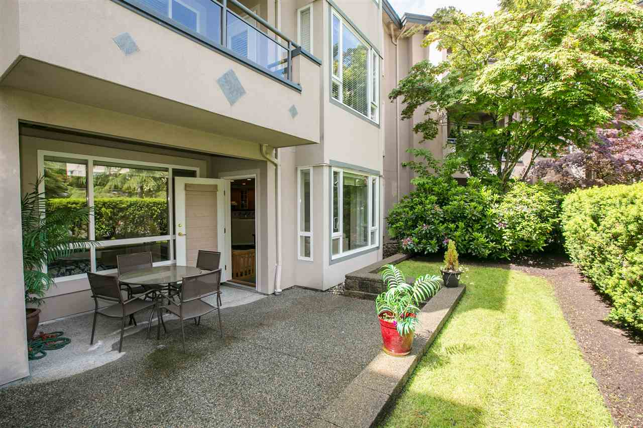 "Main Photo: 102 3280 PLATEAU Boulevard in Coquitlam: Westwood Plateau Condo for sale in ""THE CAMELBACK"" : MLS®# R2310080"