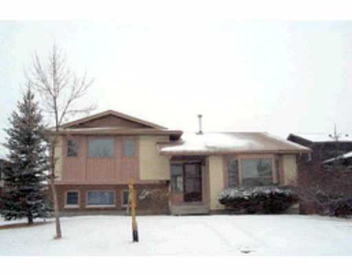 Main Photo:  in : Temple Residential Detached Single Family for sale (Calgary)  : MLS(r) # C2152004
