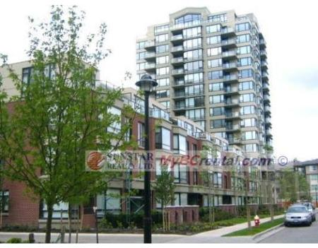 Main Photo: # 1707 9188 HEMLOCK DR in Richmond: McLennan North Condo for sale : MLS®# V685582