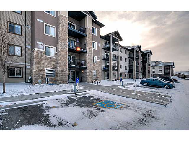 Main Photo: 3206 16969 24 Street SW in CALGARY: Bridlewood Condo for sale (Calgary)  : MLS® # C3594054