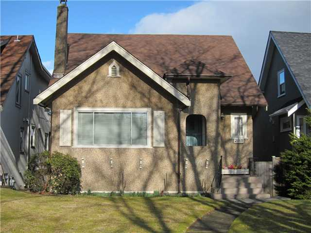 Main Photo: 2919 W 28TH Avenue in Vancouver: MacKenzie Heights House for sale (Vancouver West)  : MLS® # V1047487