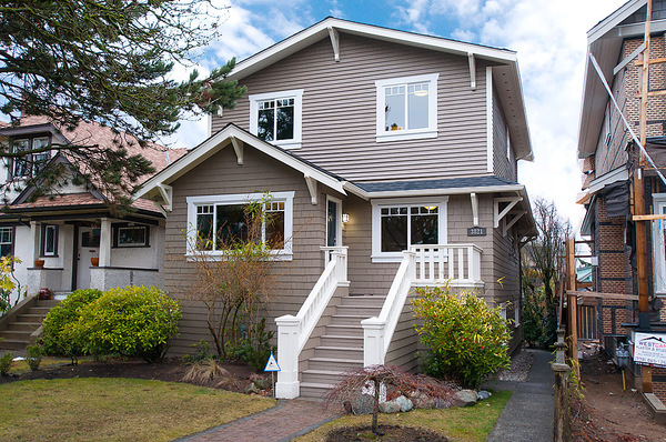 Main Photo: 3821 W 22ND AV in Vancouver: Dunbar House for sale (Vancouver West)  : MLS® # V1051112