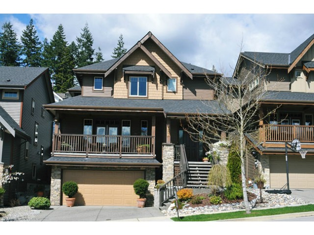 Main Photo: 3387 HORIZON Drive in Coquitlam: Burke Mountain House for sale : MLS® # V1057281