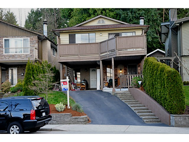 Main Photo: 1656 PITT RIVER Road in Port Coquitlam: Mary Hill House for sale : MLS® # V1057978