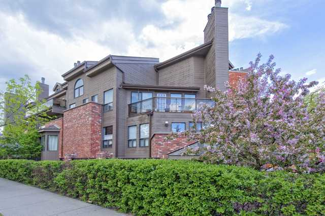 Photo 1: 402 1111 13 AVE SW in CALGARY: Connaught Condo  (Calgary)  : MLS® # C3620166