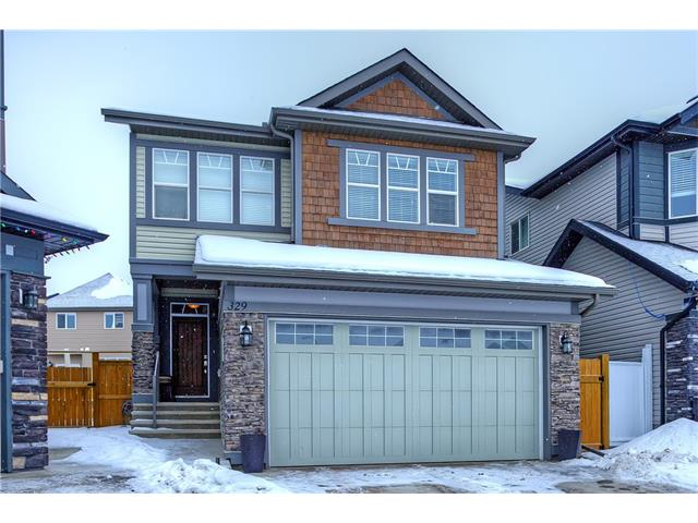 Main Photo: 329 CHAPARRAL VALLEY Mews SE in Calgary: Chaparral House for sale : MLS® # C4045510