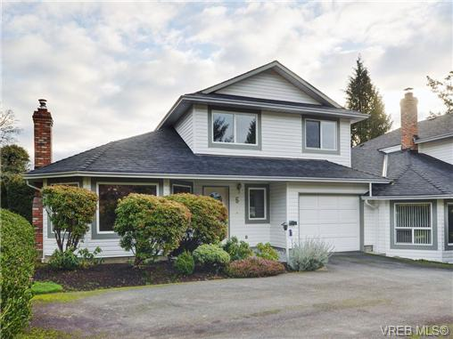 Main Photo: 5 1968 Cultra Avenue in SAANICHTON: CS Saanichton Townhouse for sale (Central Saanich)  : MLS® # 359709
