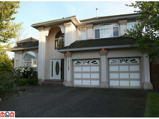 Main Photo: 10122 156A STREET in : Guildford House for sale : MLS® # F1012821