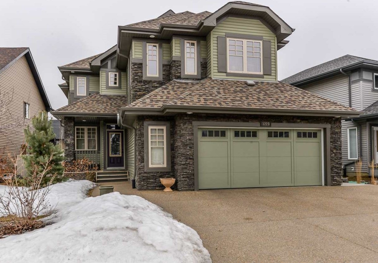 Main Photo: 1223 CHAHLEY Landing in Edmonton: Zone 20 House for sale : MLS(r) # E4068282