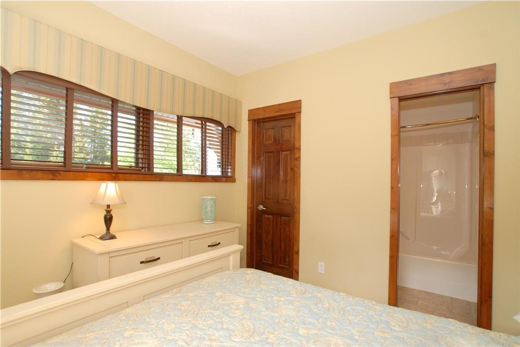 Upper Level Bedroom 1 with Ensuite