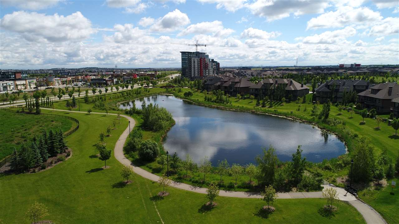 Main Photo: 204 304 AMBLESIDE Link in Edmonton: Zone 56 Condo for sale : MLS(r) # E4069860