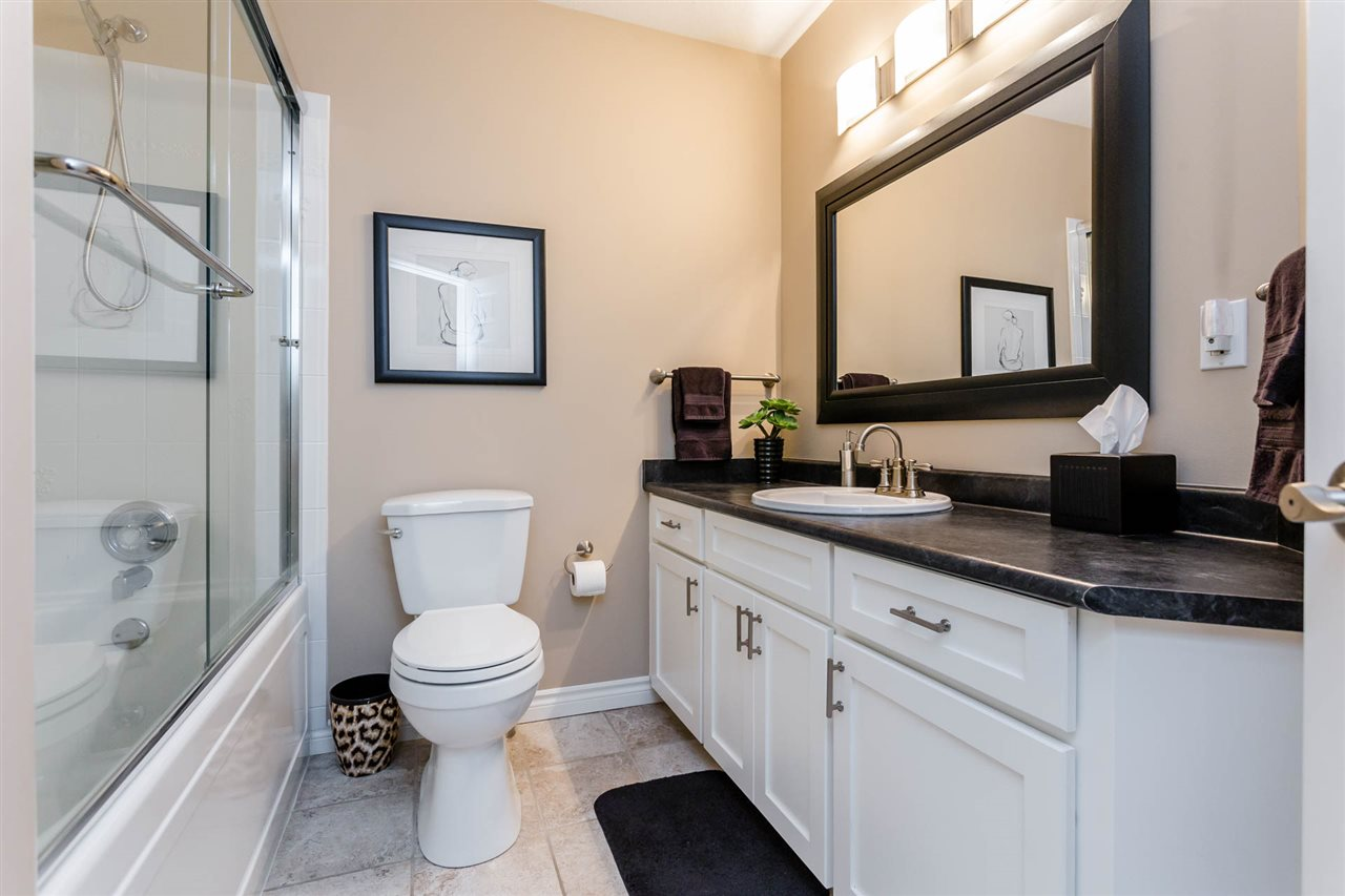 Some upgrades include the sink, toilet, faucet, bath tub, floors, lighting.