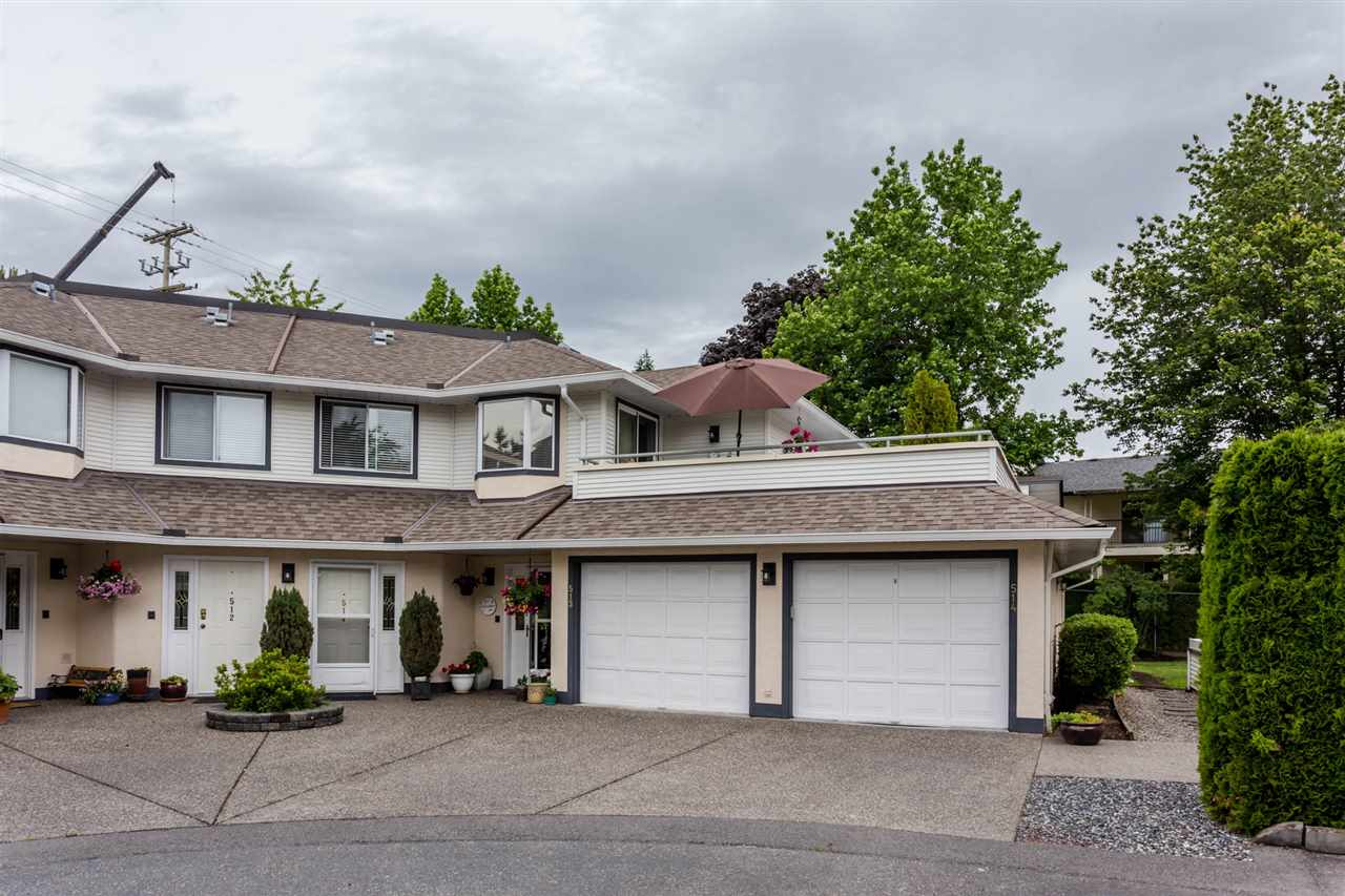 "Main Photo: 514 19645 64 Avenue in Langley: Willoughby Heights Townhouse for sale in ""HIGHGATE TERRACE"" : MLS(r) # R2180398"