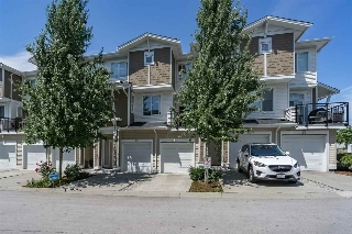 "Main Photo: 30 19433 68 Avenue in Surrey: Clayton Townhouse for sale in ""The Grove"" (Cloverdale)  : MLS(r) # R2187857"