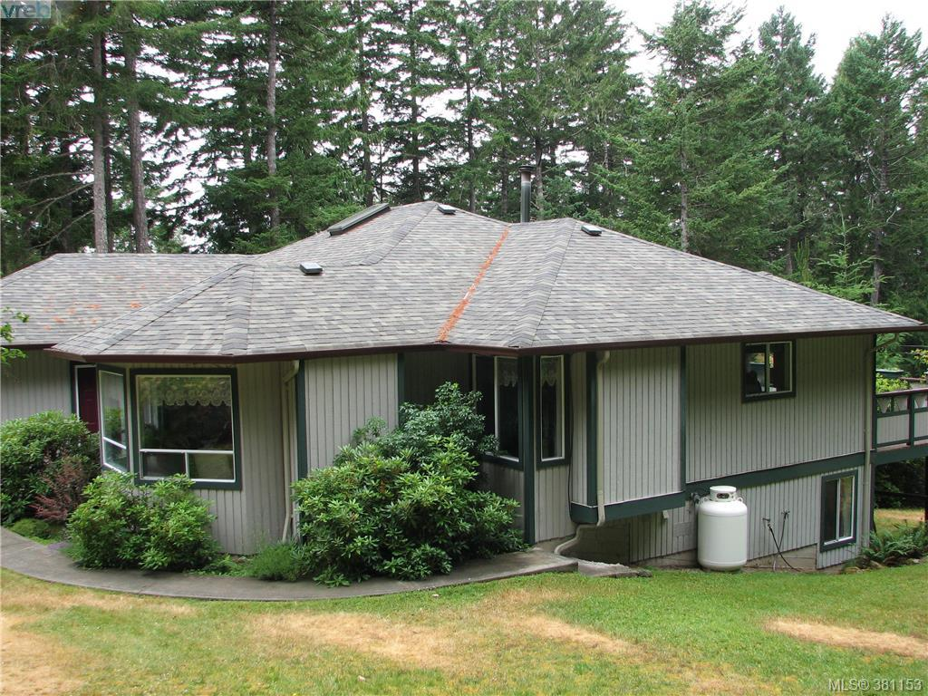 Main Photo: 4918 Mt. Matheson Road in SOOKE: Sk East Sooke Single Family Detached for sale (Sooke)  : MLS® # 381153