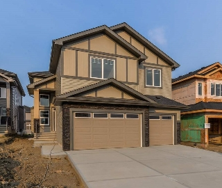 Main Photo: 4806 CHARLES Court in Edmonton: Zone 55 House for sale : MLS® # E4083513