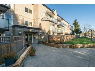 "Main Photo: 215 1850 E SOUTHMERE Crescent in Surrey: Sunnyside Park Surrey Condo for sale in ""Southmere Place"" (South Surrey White Rock)  : MLS® # R2226411"
