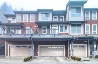 Main Photo: 18 3431 GALLOWAY Avenue in Coquitlam: Burke Mountain Townhouse for sale : MLS® # R2231583