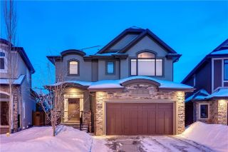 Main Photo: 177 WEST COACH Place SW in Calgary: West Springs House for sale : MLS® # C4167799