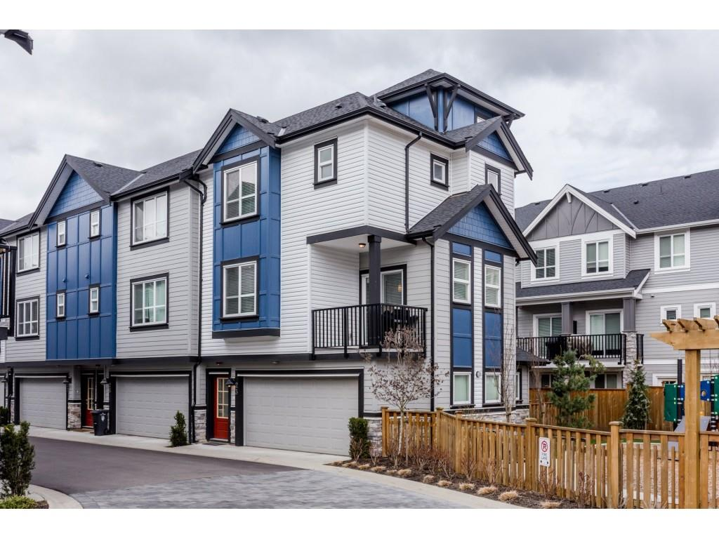 "Main Photo: 23 20856 76 Avenue in Langley: Willoughby Heights Townhouse for sale in ""Lotus South"" : MLS®# R2251857"