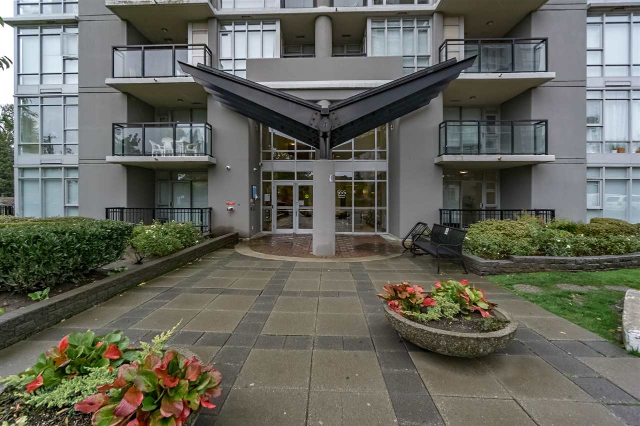 "Main Photo: 1005 555 DELESTRE Avenue in Coquitlam: Coquitlam West Condo for sale in ""CORA TOWERS"" : MLS®# R2255493"